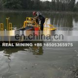 Heavy duty 6 inch portable gold suction dredge boat diamond mining dredge