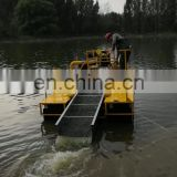 China  mini small gold dredge diamond separating machine 6 inch size boat for gold mining