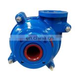 Industry centrifugal horizontal gland packing slurry pump