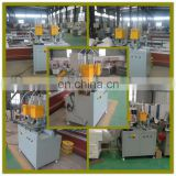 UPVC Double head screw drilling/fastening Machine-Two head screw drilling machine for UPVC window machine