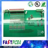 Multilayer OEM printed circuit/one stop pcb service with set top box printed circuit board assembly