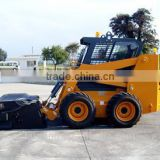 multi-function skidsteer loaders rubber track for skid steer loader for sale