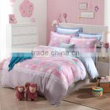 China wholesale cartoon sheep printed single bed quilt cover digital printed adult decorative duvet cover