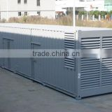 1000KVA container type diesel generator set from Singfo, Global warranty with CE approval,