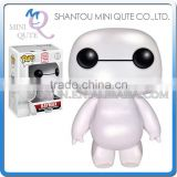 Mini Qute Funko Pop Kawaii big hero 6 baymax doll action figures collection cartoon models educational toy NO.FP 111