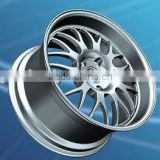 T6 forged aluminum alloy wheels rim fit for sport car, auto wheels rim