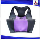 Nylon fabric elastic neorpene body shaper sauna slimming body suit yoga pants slimming vests