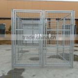 welded steel wire mesh cages for dog