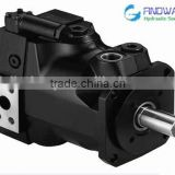 Fork lift truck hydraulic piston pump