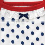 wholesale japanese underwear products kids wear inner child clothing baby tank tops high quality polka dot