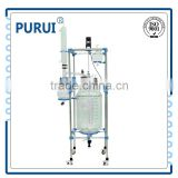 High pressure laboratory chemical glass lined reactor