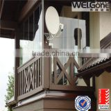 selling glass online! window glass, glass sheet for balcony, low-e glass