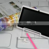 q88 tablet pc 7 inch android 4.0 boxchip a13 E11-i with 7 Colors! Stock!!!