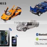 iS615-real 1:24 scale car licensed toy car compatible miniature toy cars holiday gifts