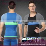 2015New Breathable neutral trim waist abdomen belly control body weight for men and women men