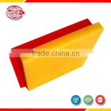 2015 chinese top sale 10mm thick plastic sheet/customized plastic product                                                                         Quality Choice