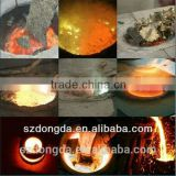 Factory Supply IGBT Metal Melting Electric Oven for Copper/Aluminum/Gold/Silver/Steel/Iron