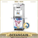 BQL-830 Stainless Steel Commercial Soft Ice Cream Machine                                                                                                         Supplier's Choice