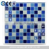 Factory Price Modern Pattern Bathroom Kitchen Glass Mosaic Tile