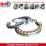 N solid brass cage mill thrust ball bearings 51268P0