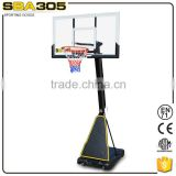 out training basketball stand equipment
