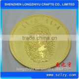 Custom coin for coin counting machines / japan souvenir metal coin