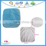 Reusable Washable Bamboo Baby Wipes Soft Cloth Wipes Baby Washcloth