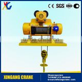 Factory Price Smart Light Duty Wire Rope Electric Hoist 1t, 2t, 3t, 5t, 10t, 16t, 20t, 32t