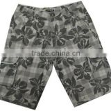 printed kids shorts for summer children's beach wear boys beach shorts cargo shorts