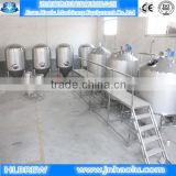 1000L draft beer equipment, craft beer,with the hops,yeast and malt, cone fermentor,beer brewing equipment
