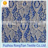 Popular cotton crochet lace fabric dubai lace for sale                                                                         Quality Choice