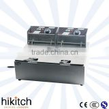 Factory Supply high quality restaurant kitchen equipment 11L tornado potato deep fryer /churro machine and turkey fryer