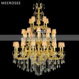 Chandelier Art Craft Luxury Crystal Beaded Chandelier Armenities Hotel Dubai MD3113