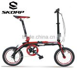 High Quality Cheap 14 Inch Folding Bike Small Wheel Folding Bicycle
