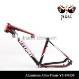 Aluminum mountian bike frame with alloy 6061 material