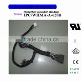 Customers on products Automobile internal signal (Crimping+assembly) delphi wire harness