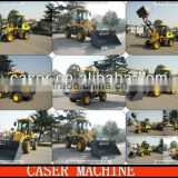 hytec wheel loader with CE certificate