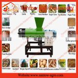 Animal Manure Spiral Solid Liquid Separating Machine for Organic Fertilizer                                                                         Quality Choice