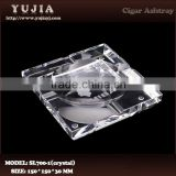 Luxury High quality K9 crystal cigar ashtray cohiba ashtray Table ashtray large crystal ashtrays