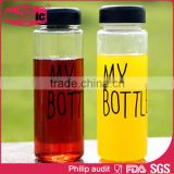 Mochic 500ml BPA Free Custom My Bottle with private label reusable Tritan Plastic Water Bottle