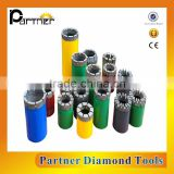A quality PW NW diamond core drill bit drilling tools for marble rock