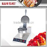 Most Popular Stainless Steel Thin Belgium Waffle Maker Machine For Restaurant Use