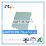 3dBi 698-960/1710-2700MHz Omni Panel Antenna For LTE