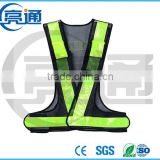 Cheap Reflective Vest Working Clothes Warning Safety Vest High Visibility Day &Night
