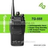 Handheld type police radio military two way radio UHF all band tranceiver TG-555