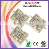 High Lumen Sign Lighting Use 3 Years Warranty CE ROHS DC12V Waterproof SMD 5050 outdoor led module
