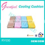 colourful car seat cooling cushion for car lovers