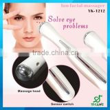 YK-1212 Personal Vibrating Ultrasonic Face Lift Massager Machine, Gold Supplier in Alibaba