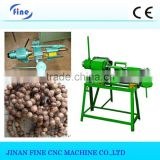 China best selling and high quality wooden beads making machine for decoration(skype:finecm)