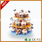 cupcake e-paper display shelf ,cupcake displays stands ,cupcake displays